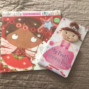Other - 2 fun books for girl